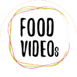 food video logo
